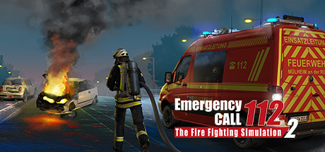 Emergency Call 112 – The Fire Fighting Simulation 2 Free Download Full Game for PC