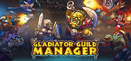 Gladiator Guild Manager Free Download Full Game for PC