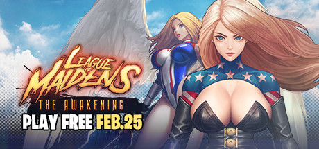 League of Maidens® Free Download Full Game for PC
