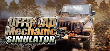 Offroad Mechanic Simulator Free Download Full Game for PC