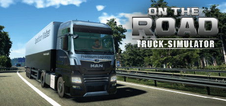 On The Road - Truck Simulator Free Download Full Game for PC