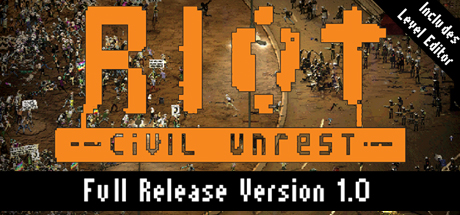 RIOT: Civil Unrest Free Download Full Game for PC