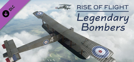 Rise of Flight: Legendary Bombers Free Download Full Game for PC