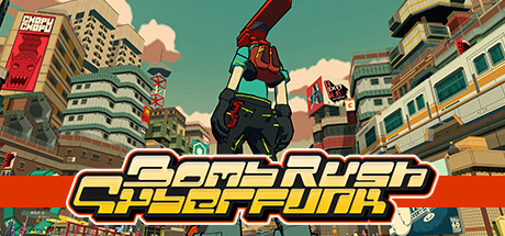 Bomb Rush Cyberfunk Free Download Full Game for PC