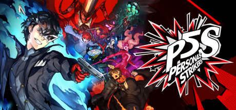 Persona 5 Strikers Free Download (v1.00 & ALL DLC's)