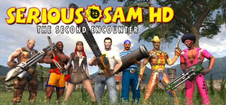 Serious Sam HD The Second Encounter Free Download (Incl. DLC's)